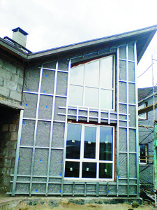 Секреты установки вентилируемых фасадов