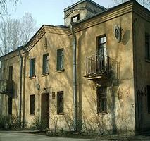 двухэтажный немецкий коттедж