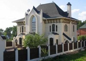 Ориентировочная и действительная цена загородного дома
