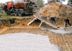 плитные фундаменты