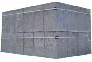 Коттеджи из ячеисто-бетонных блоков
