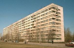 Фото жилого дома серии 1-ЛГ-600