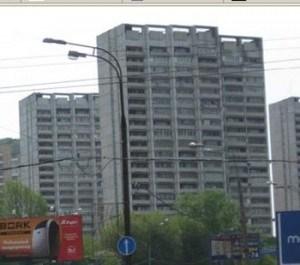 Дом И-700а в районе мичуринского проспекта
