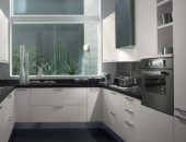 Дизайн-проект П-образной кухни