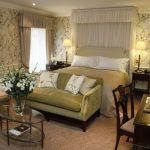 Оформление спальни в английском стиле