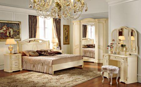 Классический стиль комнаты отдыха