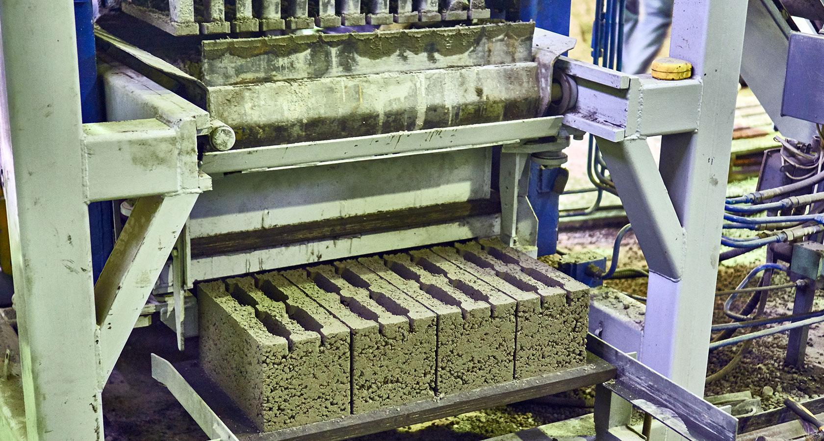производство керамзитобетонных блоков