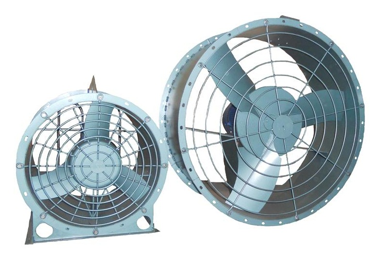 Назначение и виды настенных вентиляторов